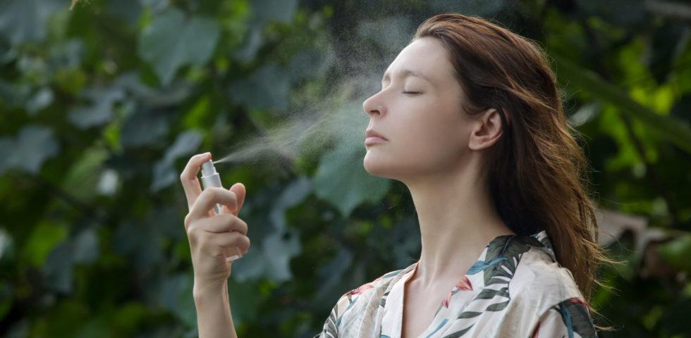 SOS idratazione: cosa sono e come si usano i face mist