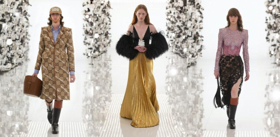 Collezione Aria, Gucci festeggia i 100 anni con Balenciaga