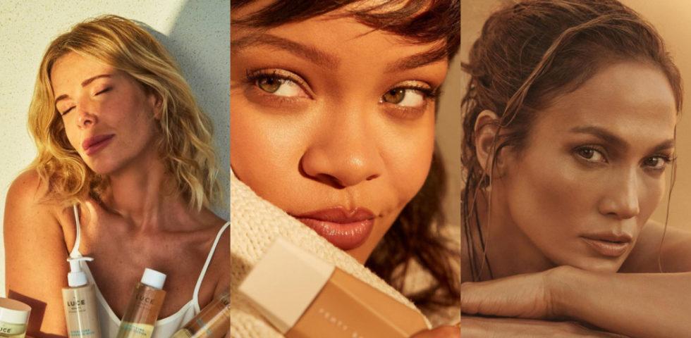 Le star (italiane e non) che hanno lanciato linee cosmetiche