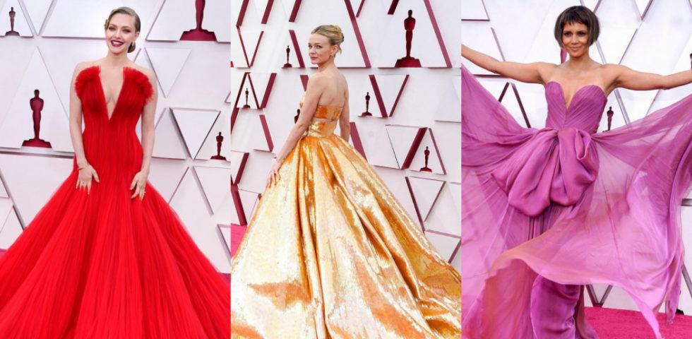 Oscar 2021: i look più belli delle star sul red carpet