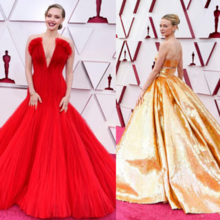 Oscar 2021, il red carpet