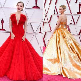 Oscar 2021, il red carpet