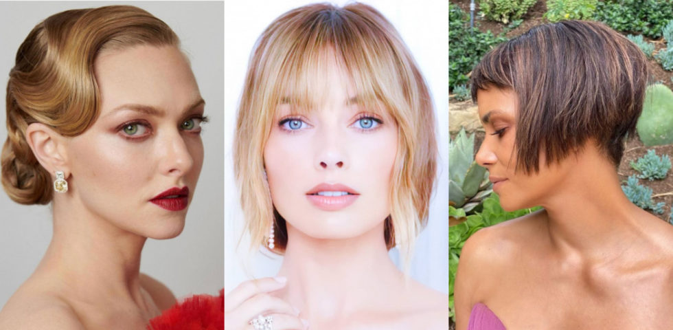 I beauty look degli Oscar 2021, make up e hair styling da diva