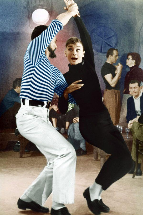 Audrey Hepburn mocassini