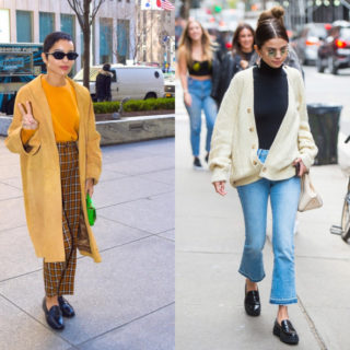 Mocassini: gli outfit perfetti per la primavera
