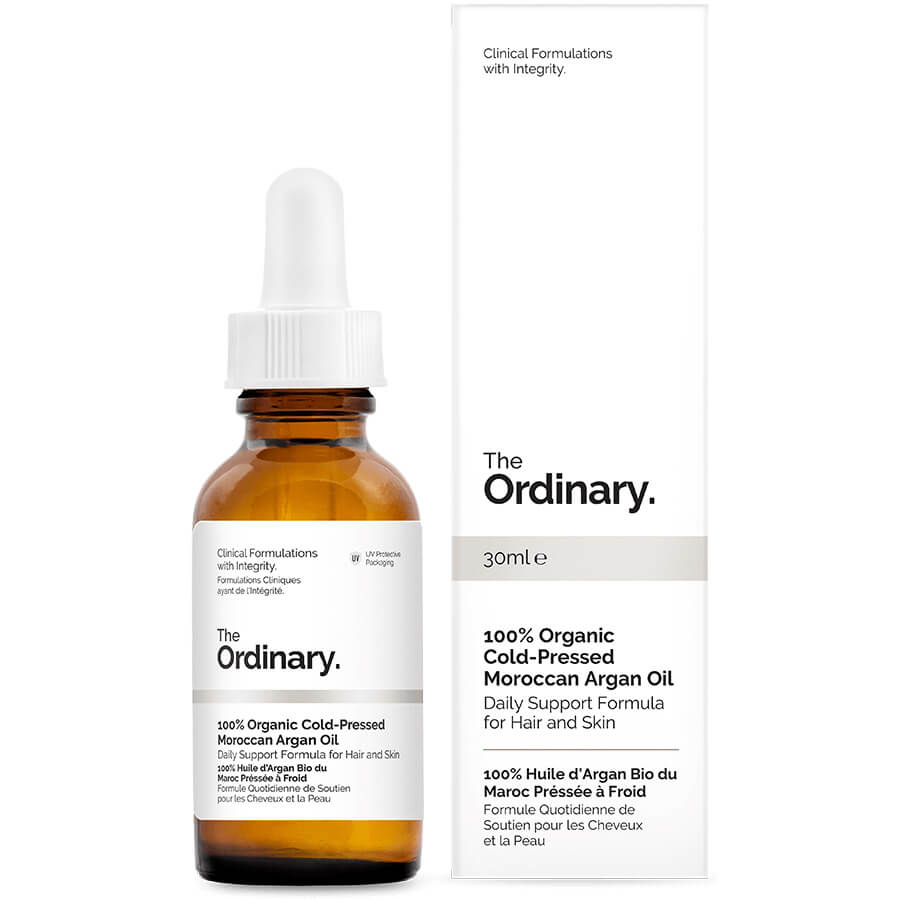 The Ordinary 100% Organic Cold-Pressed Argan Oil