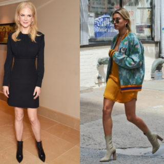Fashion Tip: vestito e stivaletti, le combinazioni vincenti!