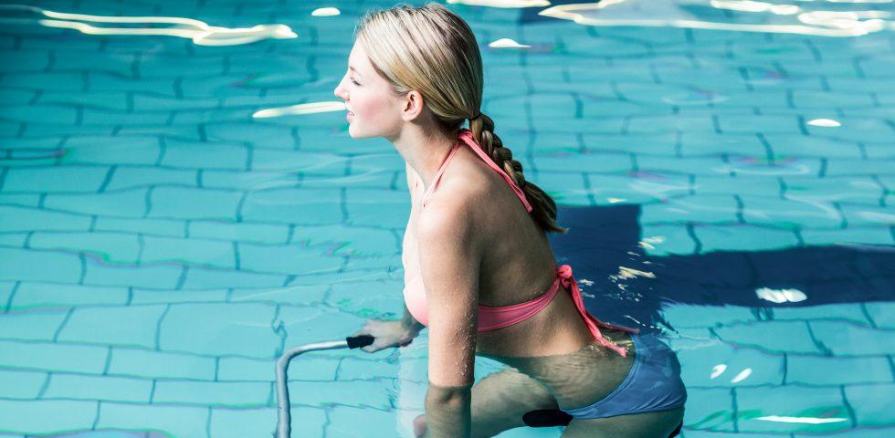 Hydrobike (pedalare in acqua), per il benessere di corpo e mente