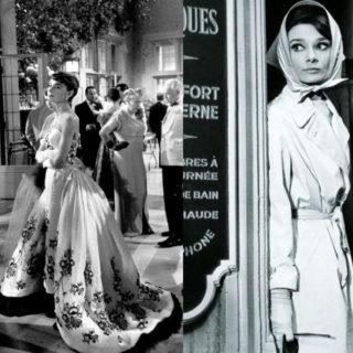 Audrey Hepburn, i look indimenticabili (indossati nei film)
