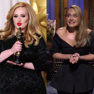 Adele, l'evoluzione dello stile in 7 look