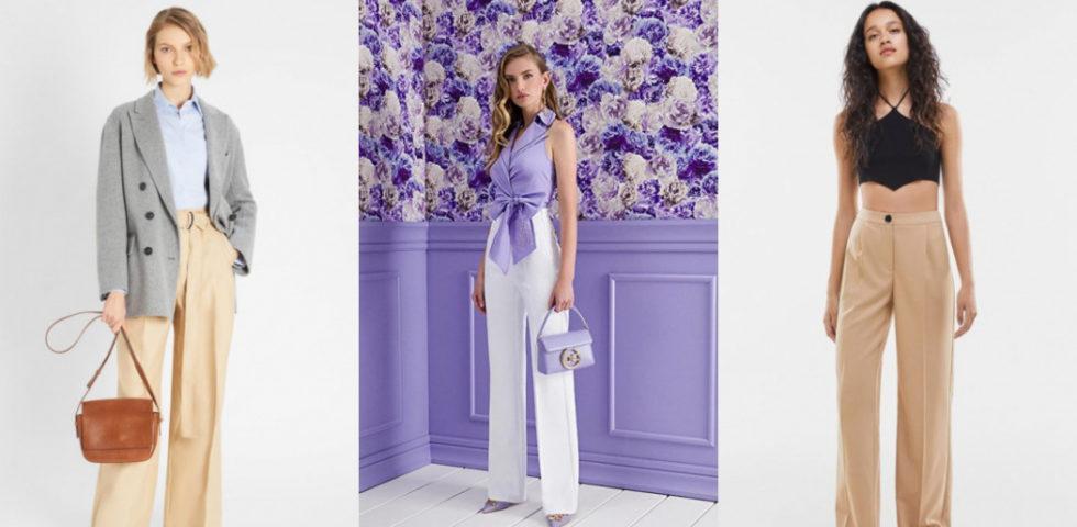 Pantaloni palazzo: i modelli dell'estate 2021 (per ogni occasione)