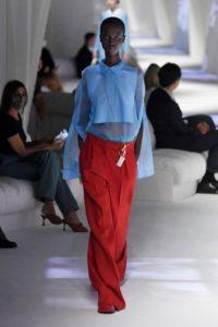 pantaloni colorati