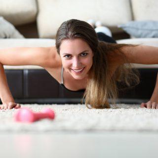 Fitness pump, un alleato per braccia e pettorali