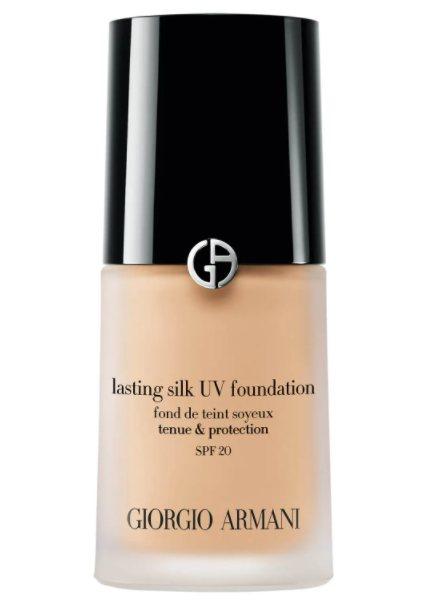 Giorgio Armani - Lasting Silk Fondotinta con protezione UV
