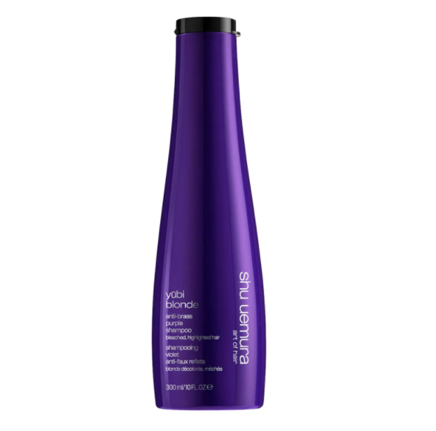 Shu Uemura Art of Hair Yubi Blonde Anti-Brass Purple Shampoo
