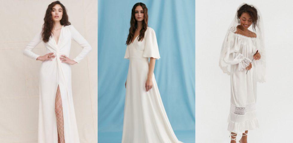 Abiti da sposa economici: i brand di moda bridal low cost
