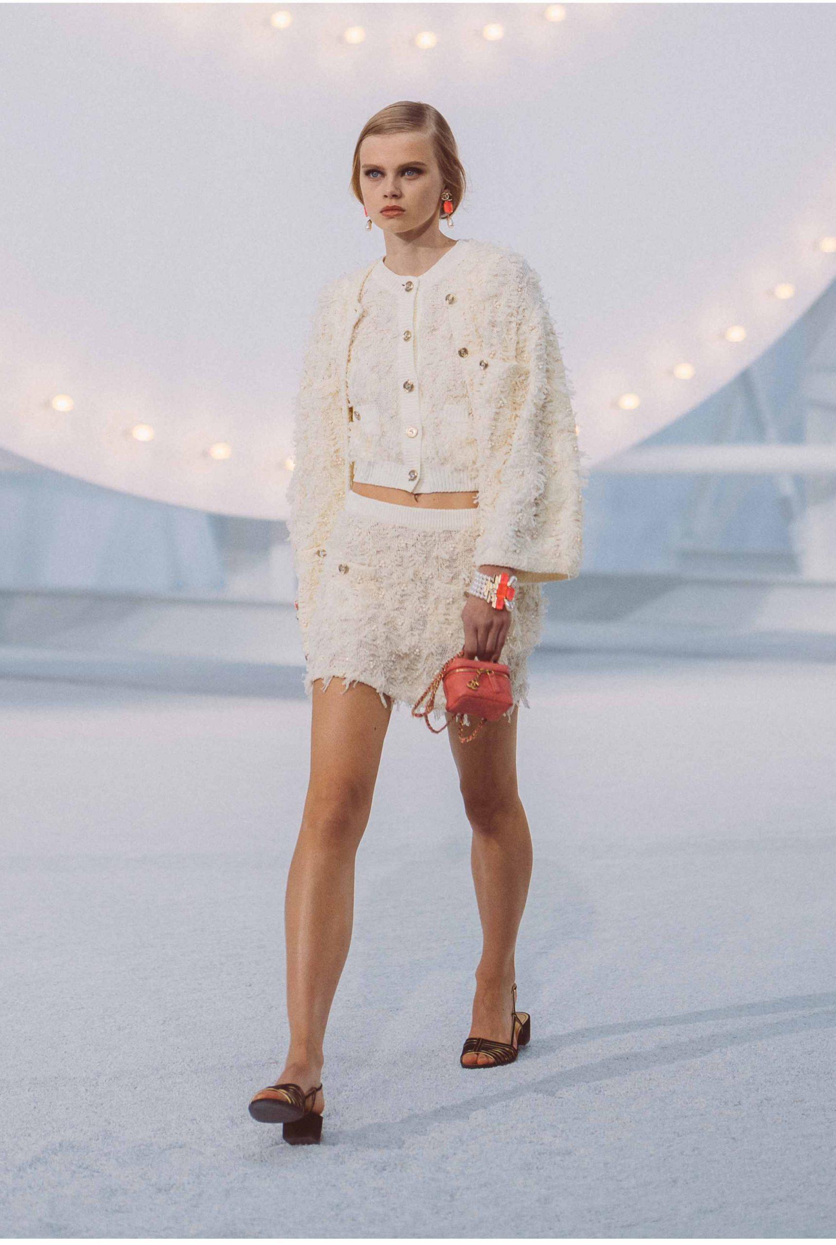 Chanel primavera- estate 2021