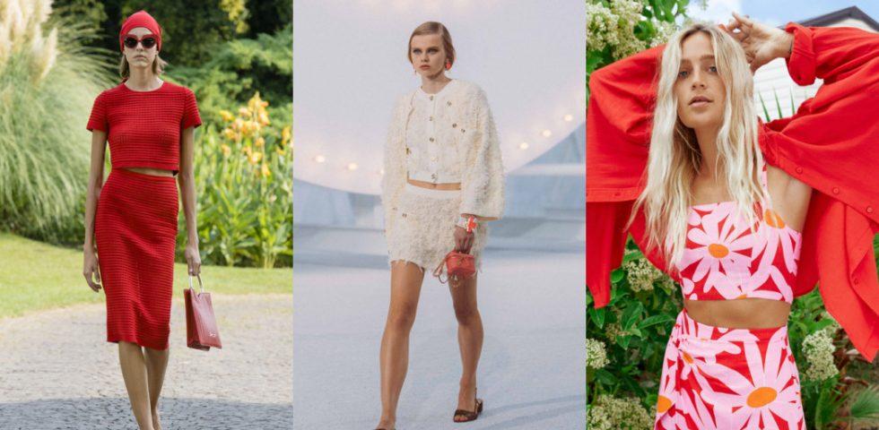 Set coordinati: i completi en pendant dell'estate
