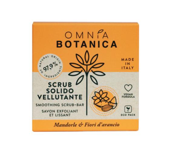 Omnia Botanica Scrub solido vellutante