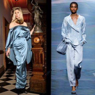 Azzurro, colore moda dell'estate 2021: i tip per indossarlo