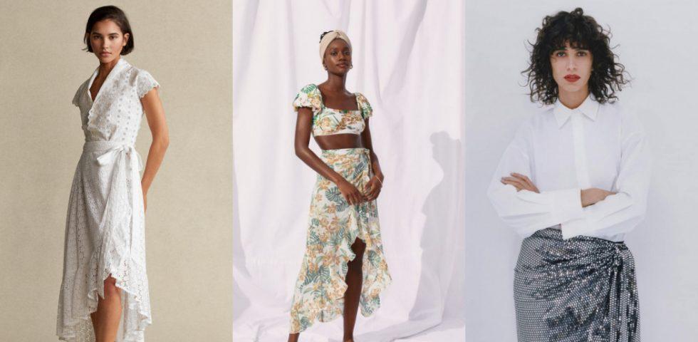 """Gonna pareo: i modelli """"wrap"""" dell'estate 2021"""