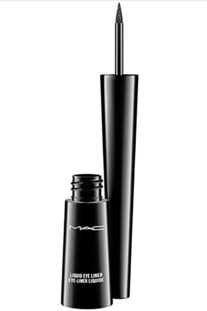 MAC - Liquid Eyliner - Boot Black