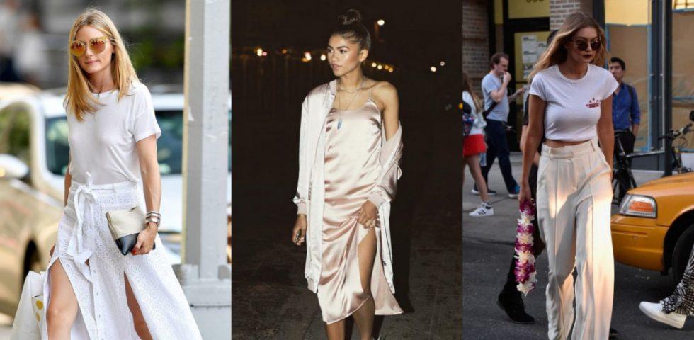 Outfit estivi: 5 look per non sbagliare