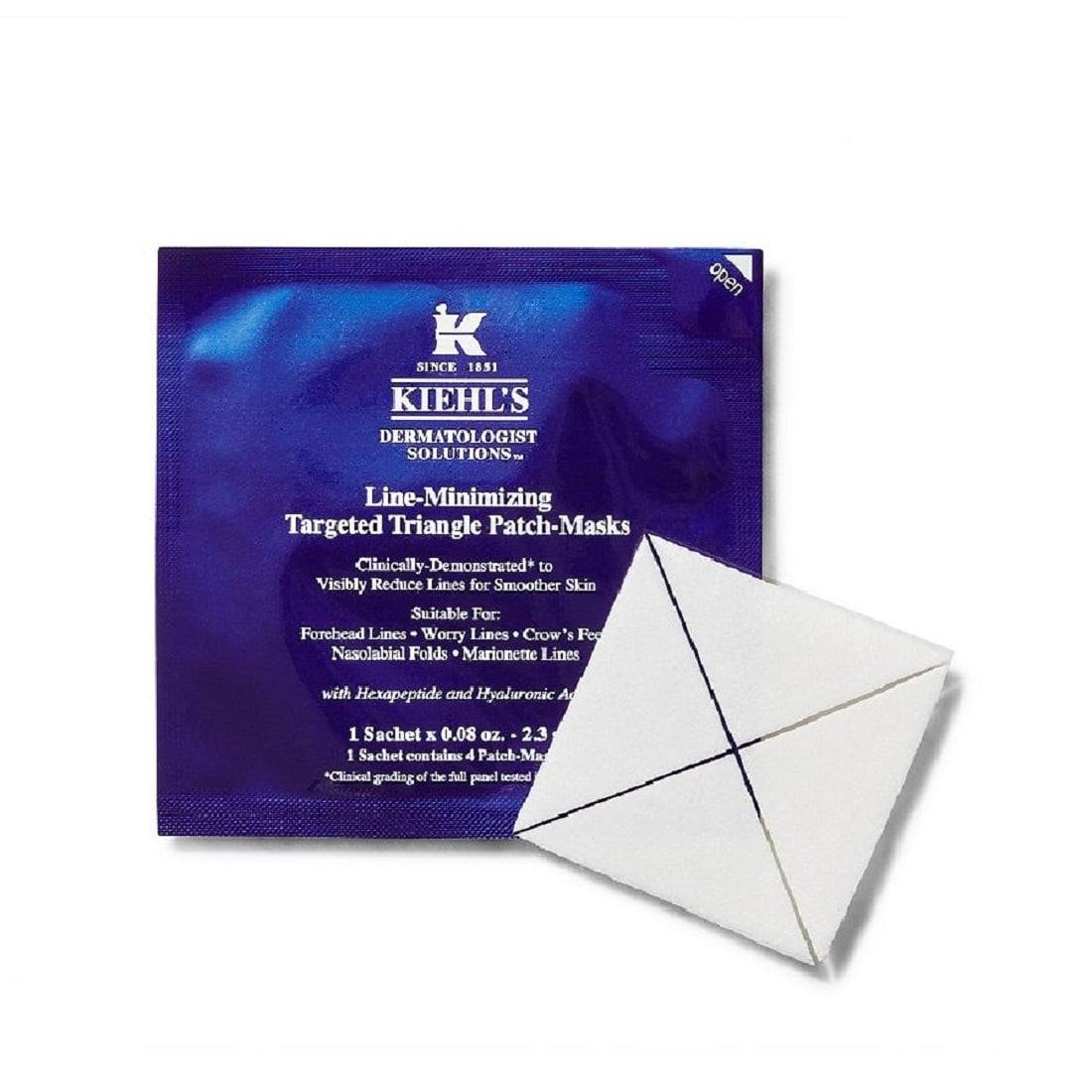 Kiehl's Line-Minimizing Targeted Triangle Patch
