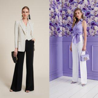 Pantaloni eleganti, gli abbinamenti per la cerimonia