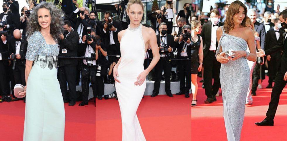 Cannes 2021, i beauty look più belli sul red carpet