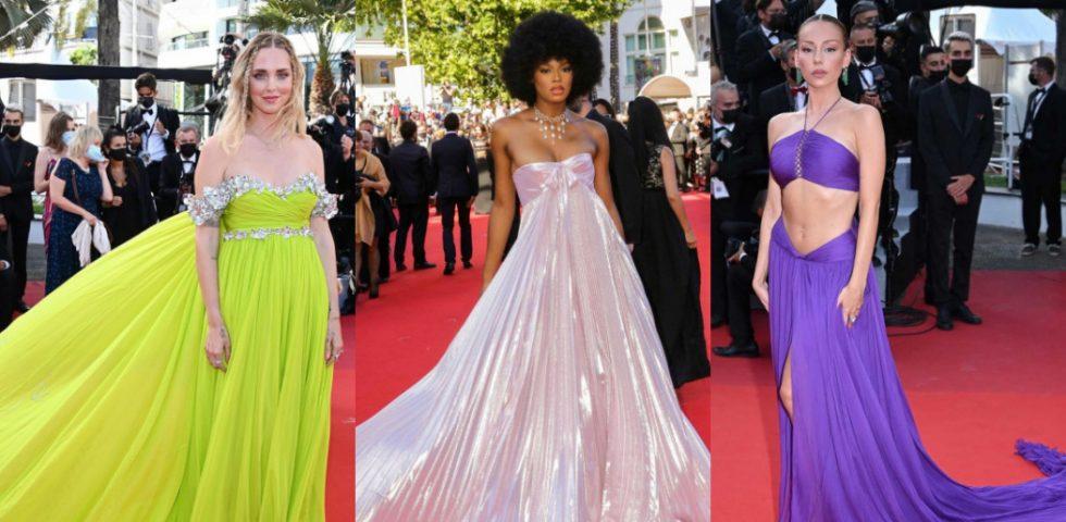 Festival di Cannes 2021: 10 look da ricordare sul red carpet
