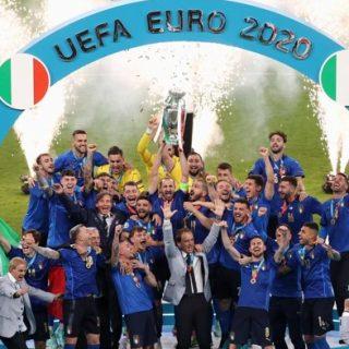 Azzurri campioni d'Europa: ecco le reazioni delle wags