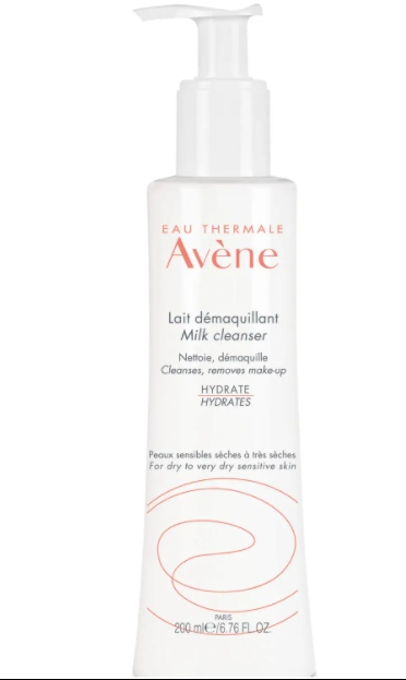 Latte detergente delicato - Avène