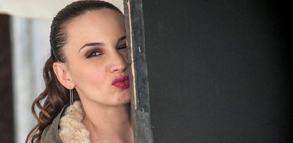"""Emanuela Fanelli, non solo la Signorina Buonasera di """"Una pezza di Lundini"""""""