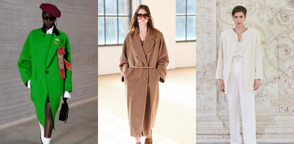 Colori moda inverno 2022, le nuance che indosseremo (verde, viola, beige e bianco)