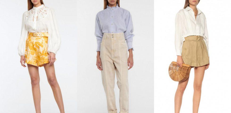 Camicia di lino: i look estivi da copiare