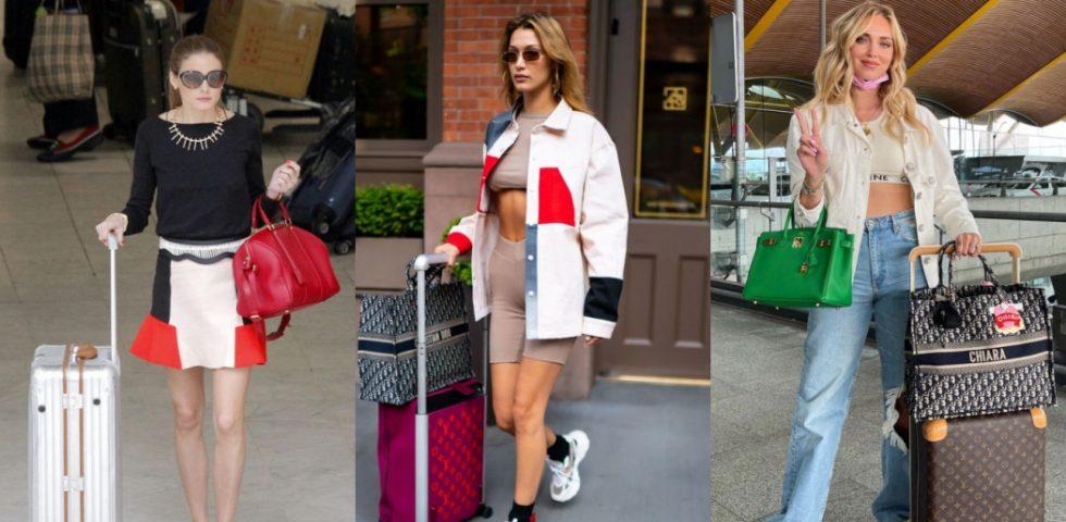 Outfit da viaggio, comode ma con stile (in aereo, treno e nave)