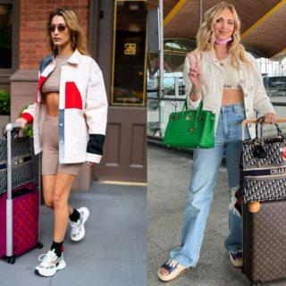 Outfit da viaggio, comode ma con stile