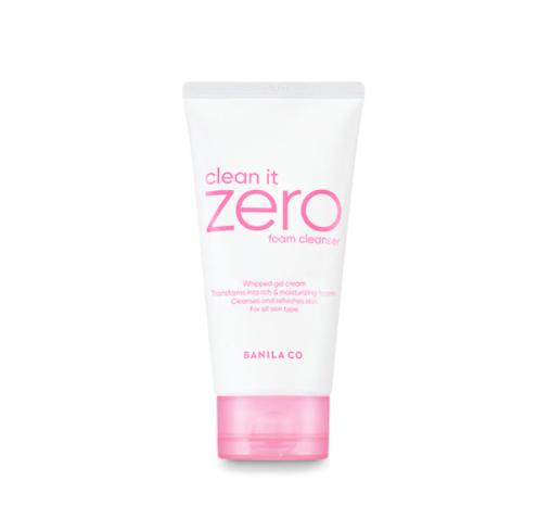 BANILA CO Clean it Zero Foam Cleanser Detergente Viso