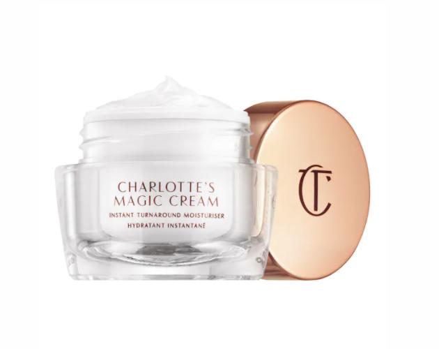 Charlotte's Magic Cream Crema Viso Idratante Formato Mini
