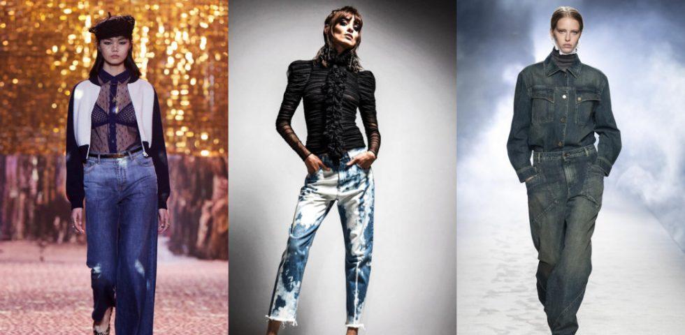 Jeans Autunno-Inverno 2021/2022: modelli e tendenze