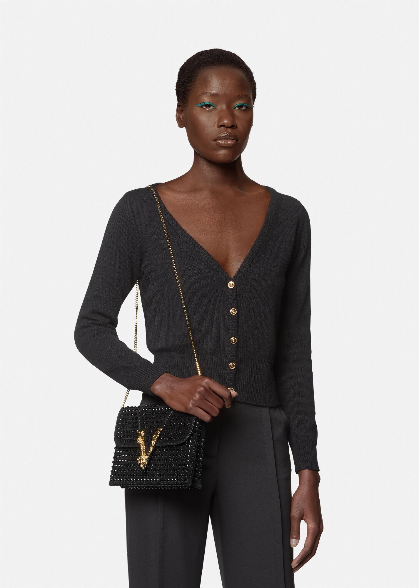 Pochette Virtus Versace (prezzo 1390 euro)