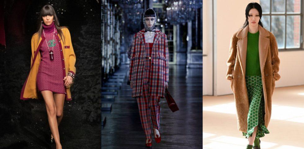 Outfit autunno 2021, abbinamenti e colori di tendenza