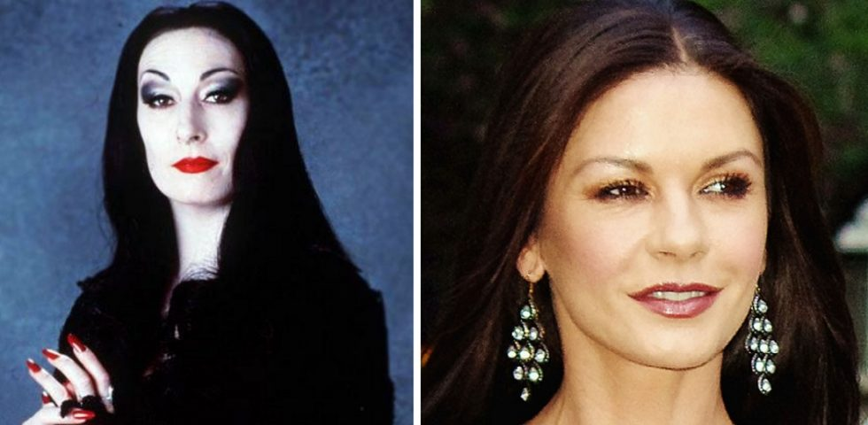 La Famiglia Addams si allarga, nel cast di Wednesday arriva Catherine Zeta-Jones