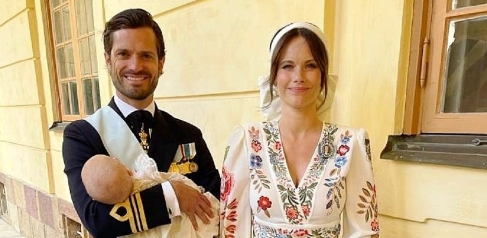 Royal family svedese: tutti riuniti per festeggiare il piccolo Julian