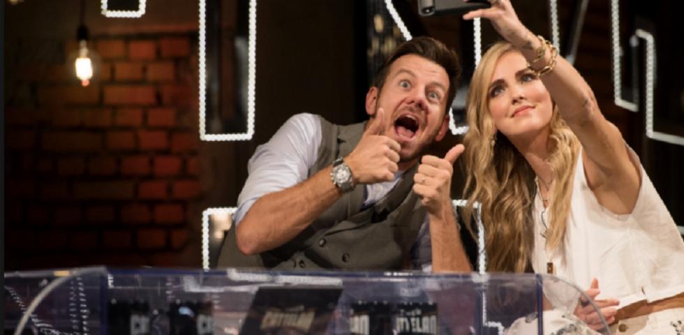 Eurovision 2022, Chiara Ferragni e Alessandro Cattelan i prossimi conduttori?