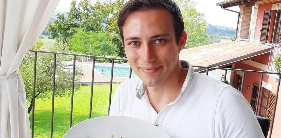 Masterchef: chi è Antonio Colasanto, l'uomo di ghiaccio della decima edizione