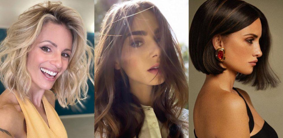 Tagli di capelli autunno inverno 2021-2022: protagonisti bob e frangia