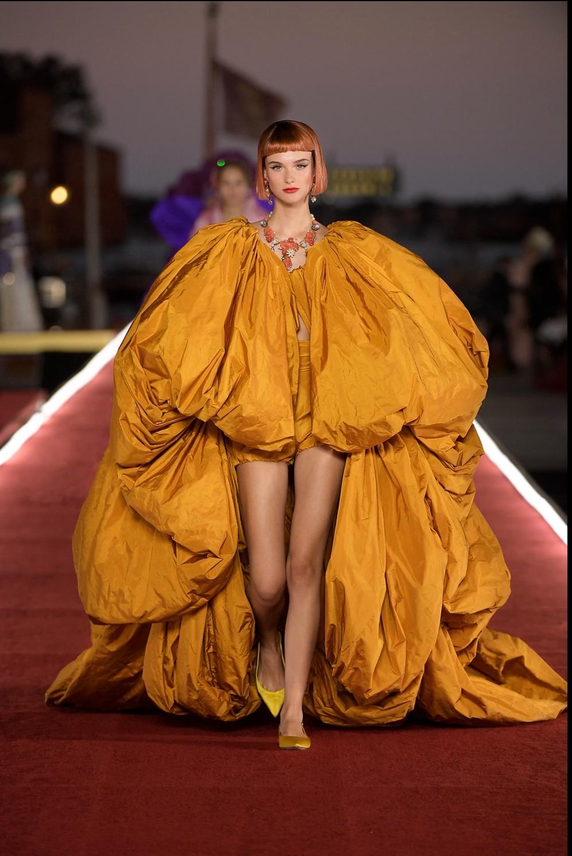 sfilata Dolce&Gabbana a Venezia