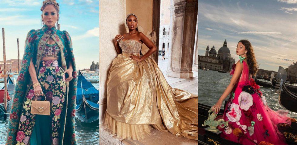 La sfilata Dolce&Gabbana a Venezia in 10 momenti indimenticabili